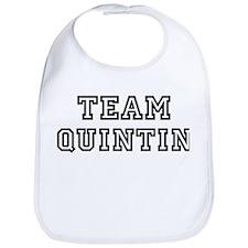 Team Quintin Bib