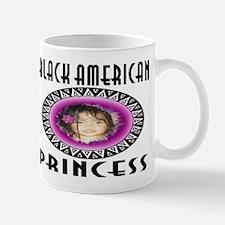 BLACK AMERICAN PRINCESS Mug