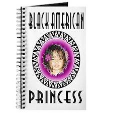 BLACK AMERICAN PRINCESS Journal