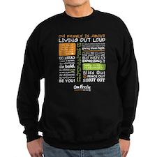Om Freely Manifesto Sweatshirt