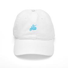Biker Pig Baseball Cap