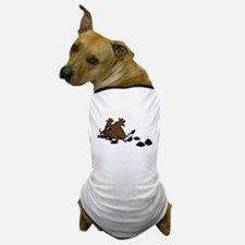 Funny Bull shit Dog T-Shirt