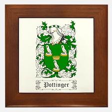 Pottinger Framed Tile