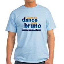 Dance with Bruno Light T-Shirt