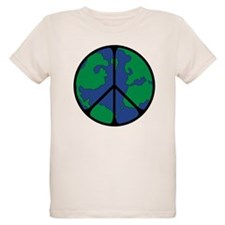 Global Peace Sign T-Shirt