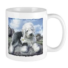 OES on the rocks Small Mug