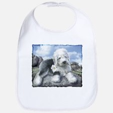 OES on the rocks Bib