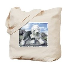 OES on the rocks Tote Bag