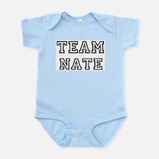 Team Nate Infant Creeper