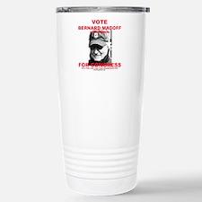 POLITICS Travel Mug