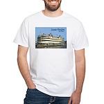 Steamboat President White T-shirt