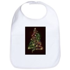 Starry Tree Bib