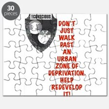 Urban Zone Of Deprivation Puzzle