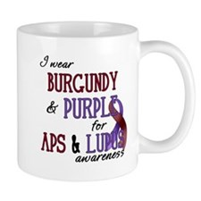 For APS & Lupus Awareness Mug