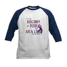 For APS & Lupus Awareness Tee