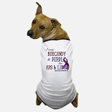 For APS & Lupus Awareness Dog T-Shirt