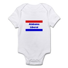 Alabama Liberal Infant Creeper