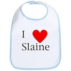 Support Slaine Bib