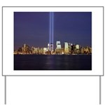 9 11 Tribute of Light Yard Sign