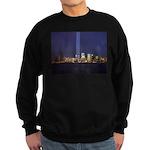 9 11 Tribute of Light Sweatshirt (dark)