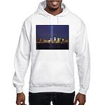 9 11 Tribute of Light Hooded Sweatshirt