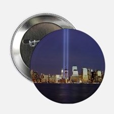 """9 11 Tribute of Light 2.25"""" Button"""