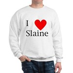 Support Slaine Sweatshirt