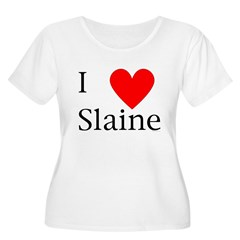 Support Slaine T-Shirt