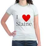 Support Slaine Jr. Ringer T-Shirt