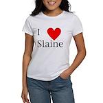 Support Slaine Women's T-Shirt