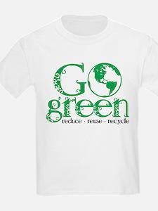 Go Green T-Shirt