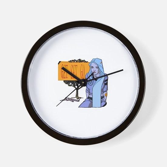 Unique Set your Wall Clock