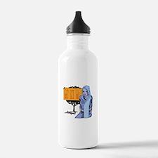 Unique So goes Water Bottle
