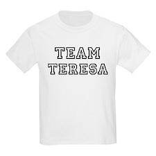 Team Teresa Kids T-Shirt