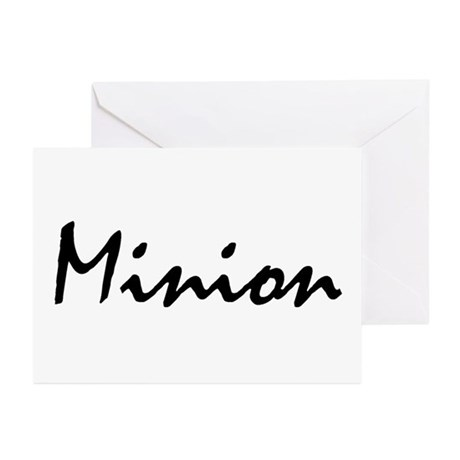Minion Greeting Cards (Pk of 20)