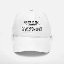 Team Taylor Baseball Baseball Cap
