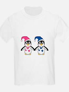 Cute Penguin Kids T-Shirt