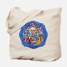 Rapid City Fire Department Tote Bag
