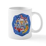 Rapid City Fire Department Mug