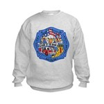 Rapid City Fire Department Kids Sweatshirt