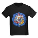 Rapid City Fire Department Kids Dark T-Shirt