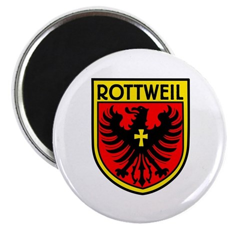 "Rottweil 2.25"" Magnet (100 pack)"