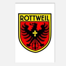 Rottweil Postcards (Package of 8)