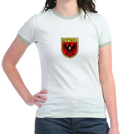 Rottweil Jr. Ringer T-Shirt