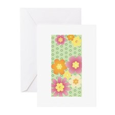 Groovy Flower Power Greeting Cards (Pk of 10)