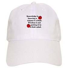 Tomato Fruit Salad Baseball Cap