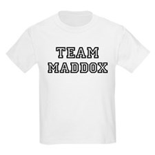 Team Maddox Kids T-Shirt