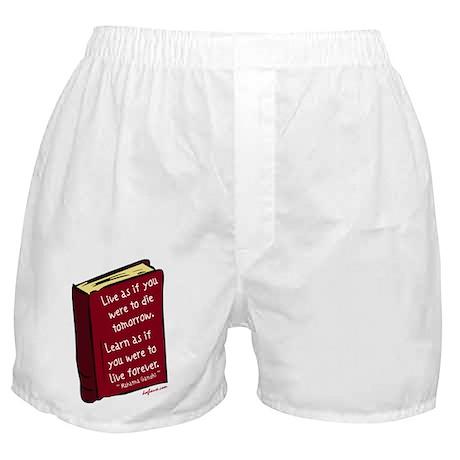 Live Boxer Shorts