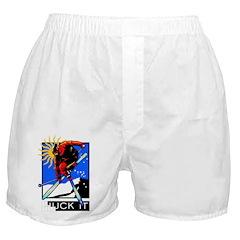 Huck It Ski Boxer Shorts