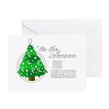 SeasonMiraclesCancer Greeting Card